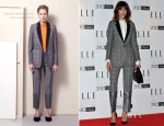 Alexa Chung In Stella McCartney - 2012 Elle Style Awards