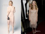 Amanda Seyfried In Nina Ricci - 'Gone' LA Premiere