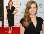 Amy Adams In Roland Mouret - 'Vanities' 20th Anniversary Party