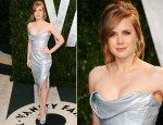 Amy Adams In Vivienne Westwood – 2012 Vanity Fair Oscars Party