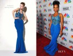 Anika Noni Rose In Toujouri - 2012 NAACP Image Awards