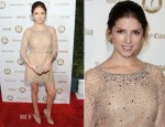 Anna Kendrick In Jenny Packham – 'Vanities' 20th Anniversary Party