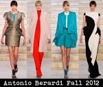 Antonio Berardi Fall 2012
