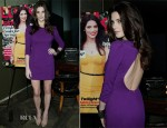 Ashley Greene In DKNY - Lucky Magazine Celebrates Cover Star Ashley Greene