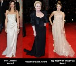 Fashion Critics' 2012 BAFTA Awards Round Up
