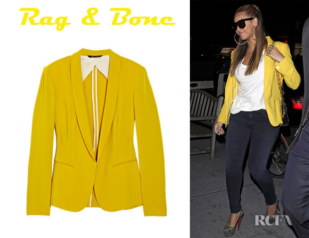 Beyonce Knowles Rag & Bone