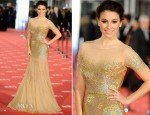 Blanca Suarez In Blumarine – Goya Cinema Awards 2012