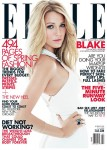 Blake Lively For Elle US March 2012
