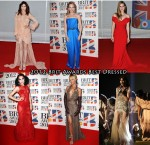 Who Was Your Best Dressed At The 2012 Brit Awards?