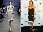 Brooklyn Decker In Proenza Schouler - GQ, Lacoste and Patron Tequila Party