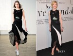 Cate Blanchett In Juan Carlos Obando - 'Ever Changing Face of Beauty' Opening Reception