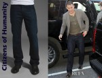 Channing Tatum's Citizens of Humanity Sid Straight Leg Jeans