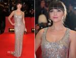 Christina Ricci In Jenny Packham - 'Bel Ami' Berlinale Film Festival Premiere