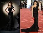 Clara Lago In Zuhair Murad – Goya Cinema Awards 2012
