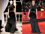 Diane Kruger In Giambattista Valli Couture - 'Les Adieux de la Reine' Berlinale Film Festival Premiere