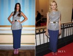 Diane Kruger In Alessandra Rich – 'Festival Night' Party