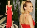 Diane Kruger In Calvin Klein – 2012 Vanity Fair Oscar Party