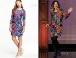 Drew Barrymore In J. Crew - The Tonight Show With Jay Leno