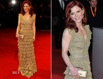 Emilia Fox In Luisa Beccaria - 2012 BAFTA Awards