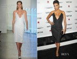 Eva Longoria In Cushnie et Ochs - Vanity Fair & Chrysler Celebration