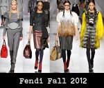 Fendi Fall 2012
