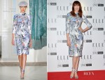 Florence Welch In Erdem – 2012 Style Awards