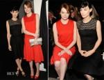 Front Row @ Calvin Klein Fall 2012