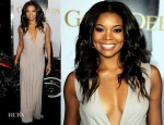 Gabrielle Union In Issa - 'Good Deeds' LA Premiere