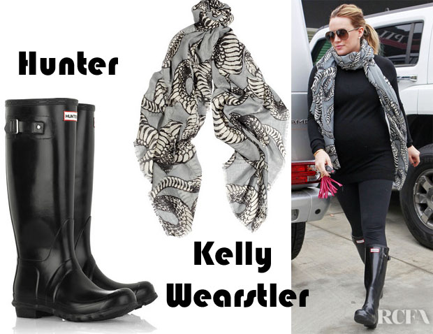 Hilary Duff Hunter Kelly Wearstler