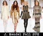 J. Mendel Fall 2012