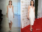 Jena Malone In Cushnie et Ochs - 'Vanities' 20th Anniversary Party