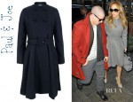 Jennifer Lopez' Paul & Joe Sister Coat
