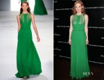 Jessica Chastain In Elie Saab - 40th Anniversary of Sir Charlie Chaplin's Honorary Academy Award
