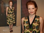 Jessica Chastain In Marni For H&M – Marni For H&M Collection Launch Party