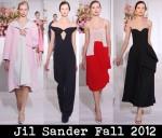 Jil Sander Fall 2012
