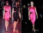 Kate Beckinsale In Alexander McQueen - Vanity Fair & Chrysler Celebration