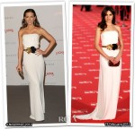 Who Wore Gucci Better? Kate Beckinsale or Veronica Echegui