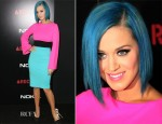 Katy Perry In Fausto Puglisi – Roc Nation's Annual Private Pre-Grammy Brunch