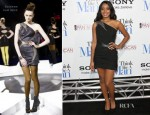 Keke Palmer In Guishem - 'Think Like A Man' LA Premiere