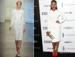 Kerry Washington In Cushnie et Ochs - 5th Annual ESSENCE Black Women In Hollywood Luncheon
