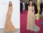 Kristen Wiig In J. Mendel - 2012 Oscars