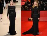 Lea Seydoux In Elie Saab - 'L'Enfant d'En Haut' Berlinale Film Festival Premiere