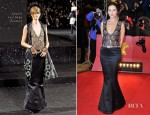 Virginie Ledoyen In Chanel - Les Adieux de la Reine' Berlinale Film Festival Premiere