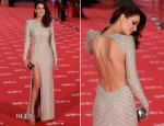 Mar Saura In Ralph & Russo – Goya Cinema Awards 2012