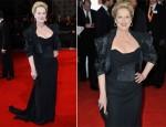 Meryl Streep In Vivienne Westwood - 2012 BAFTA Awards