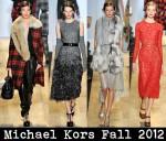 Michael Kors Fall 2012