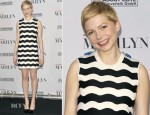 Michelle Williams In Kenzo - 'My Week With Marilyn Monroe' Berlinale Film Festival Photocall