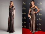 Miranda Kerr In Collette Dinnigan - 2012 AACTA Awards