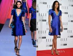 Naomie Harris In Viktor & Rolf - 2012 Elle Style Awards