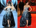 Ni Ni In Christian Dior Couture - 'The Flower of War' Berlinale Film Festival